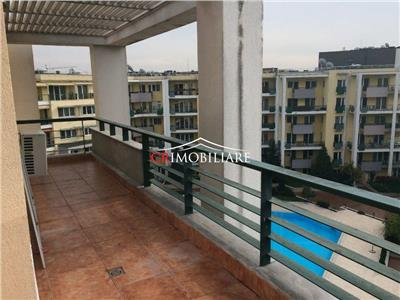 Penthouse 3 camere Soseua Nordului LakeView